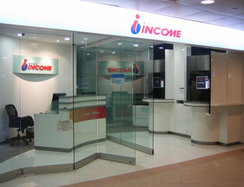 NTUC INCOME WOODLANDS CIVIC CENTRE